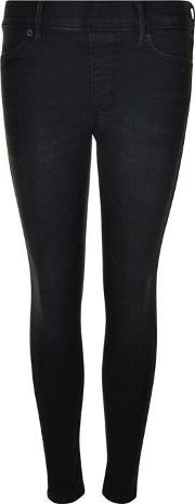 Runway Denim Leggings