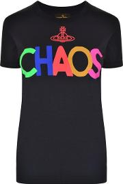 Vivienne Westwood Anglomania , Classic Chaos T Shirt