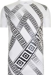 Versace Collection , Multi Greca T Shirt