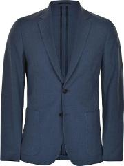 Paul Smith London , Soho Seersucker Tailored Fit Blazer