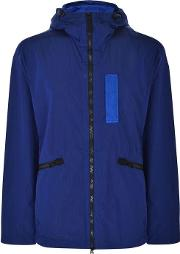 Stone Island , Nylon Metal Flock Coat