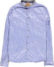 Pearly King , Mens Ragtime Shirt