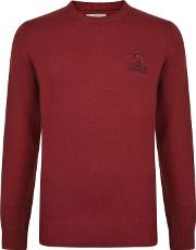 Franklin And Marshall , Crew Neck Jumper