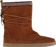 Toms , Nepal Suede Boots