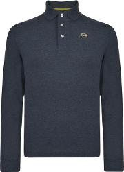 La Martina , Manley Long Sleeved Polo Shirt
