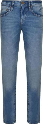 True Religion , Geno Relaxed Slim Fit Jeans