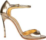 Casadei , Patent Leather Sandals