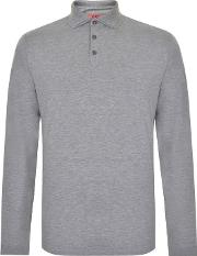 Hugo By Hugo Boss , Dirage Long Sleeved Polo Shirt
