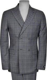 Dkny , Fit Checked Suit