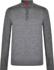 Hugo , San Giovanni Long Sleeved Polo