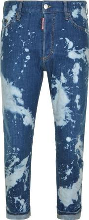 Dsquared2 , Glam Head Jeans