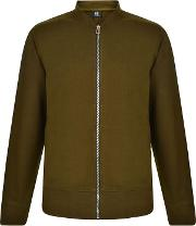 Ps By Paul Smith , Jersey Bomber Jacket