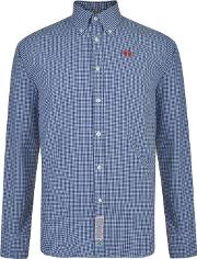 La Martina , Manolo Gingham Shirt