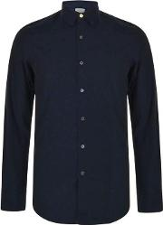 Paul Smith , Embroidered Slim Fit Shirt