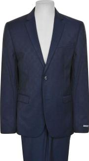 Dkny , Notched Lapel Suit