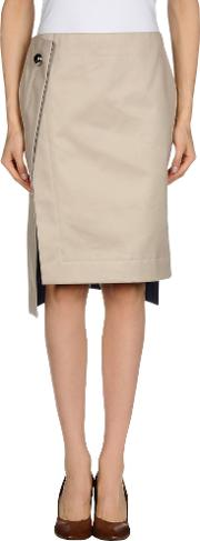 Atto , Skirts Knee Length Skirts Women