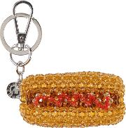 House Of Holland , Small Leather Goods Key Rings Women