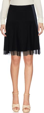 Callens , Skirts Knee Length Skirts Women