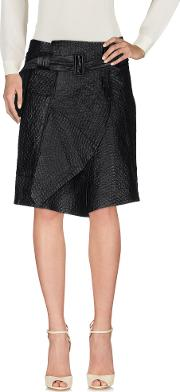 Celine , Skirts Knee Length Skirts Women
