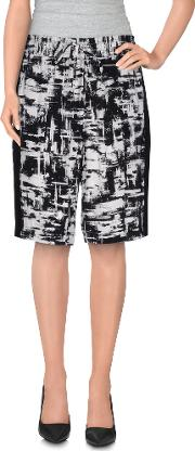 Dkny Pure , Trousers Bermuda Shorts Women