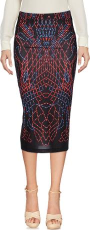 Marcelo Burlon , Skirts 34 Length Skirts Women