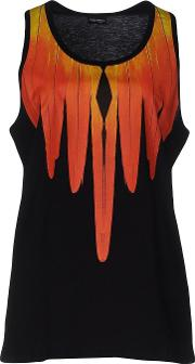 Marcelo Burlon , Topwear Vests Women