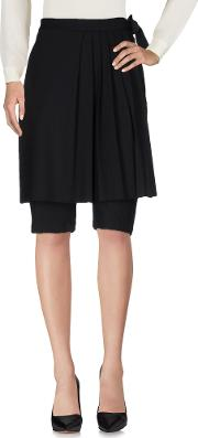 Masnada , Skirts Knee Length Skirts Women