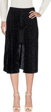 Sacai Luck , Skirts 34 Length Skirts