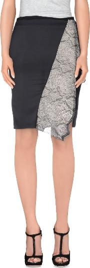 Sharon Wauchob , Skirts Knee Length Skirts