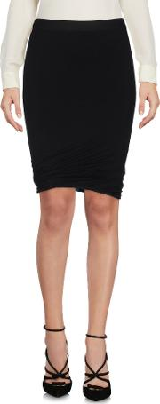 T By Alexander Wang , Skirts Knee Length Skirts