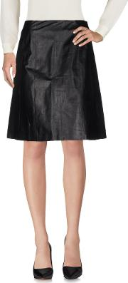 Theyskens Theory , Theyskens' Theory Skirts Knee Length Skirts Women