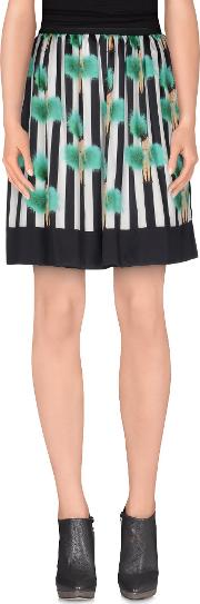 Venera Arapu , Skirts Knee Length Skirts Women