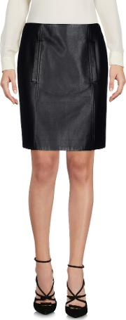 Yves Salomon , Skirts Knee Length Skirts