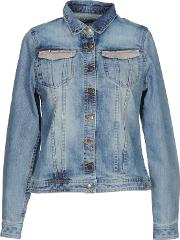 Cuple , Denim Denim Outerwear Women