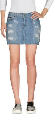 D&g , Denim Denim Skirts Women