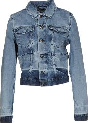 Diesel , Denim Denim Outerwear Women