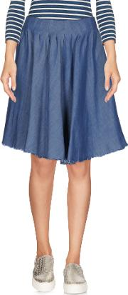 Roberto Collina , Denim Denim Skirts Women