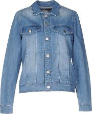 Sjyp , Denim Denim Outerwear