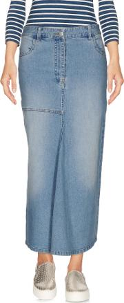 Tibi , Denim Denim Skirts Women