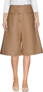 Isa Arfen , Trousers Bermuda Shorts Women
