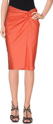 Cedric Charlier , Skirts Knee Length Skirts Women
