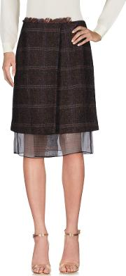 Acne Studios , Skirts Knee Length Skirts Women