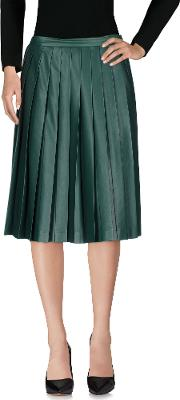 Space Style Concept , Skirts Knee Length Skirts Women