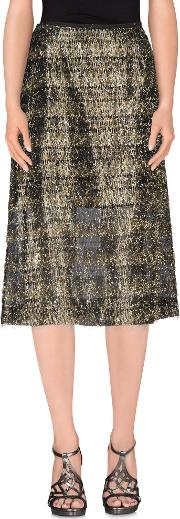 Isa Arfen , Skirts 34 Length Skirts Women