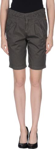 Bench , Trousers Bermuda Shorts Women