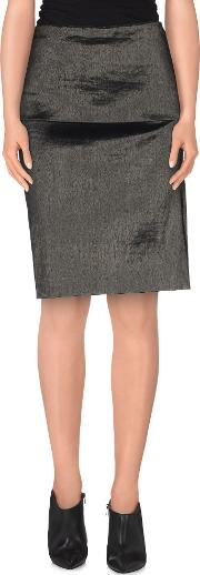 Donna Karan , Skirts Knee Length Skirts Women