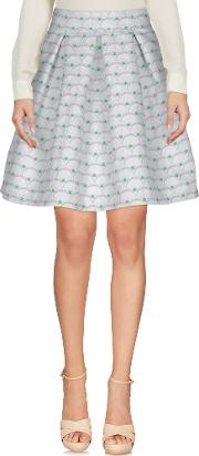 Markus Lupfer , Skirts Knee Length Skirts Women