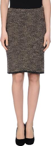 Gattinoni , Skirts Knee Length Skirts