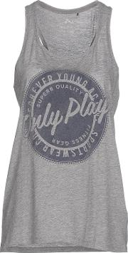 Only Play , Topwear Vests