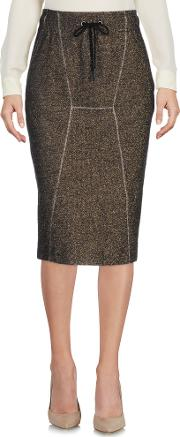 Tom Rebl , Skirts Knee Length Skirts Women
